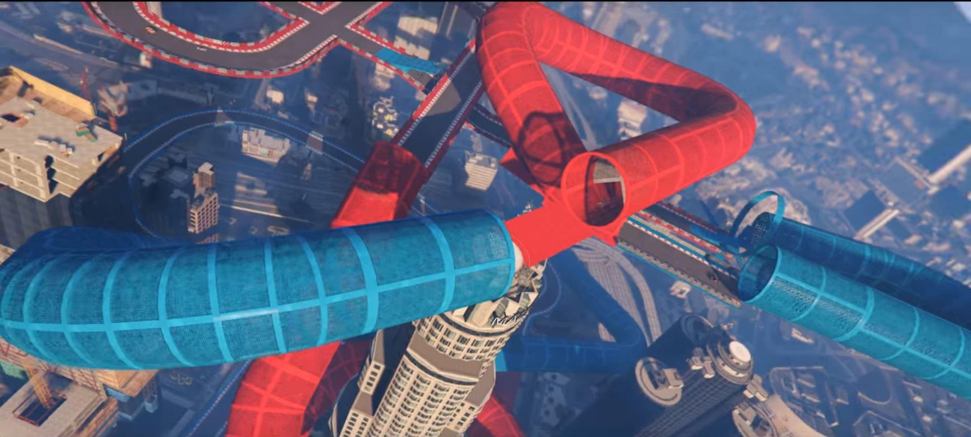 GTA 5 Online: Cunning-Stunts – Krasse Stunt-Events und neue Fahrzeuge ab nächster Woche verfügbar