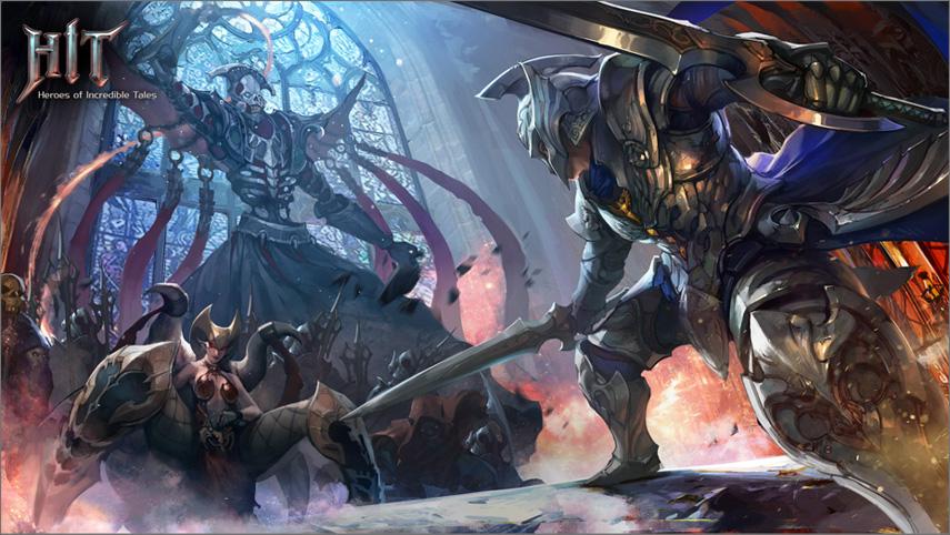 HIT: Unreal Engine 4 Mobile-RPG startet mit Events und Gewinnspiel auf Mein-MMO