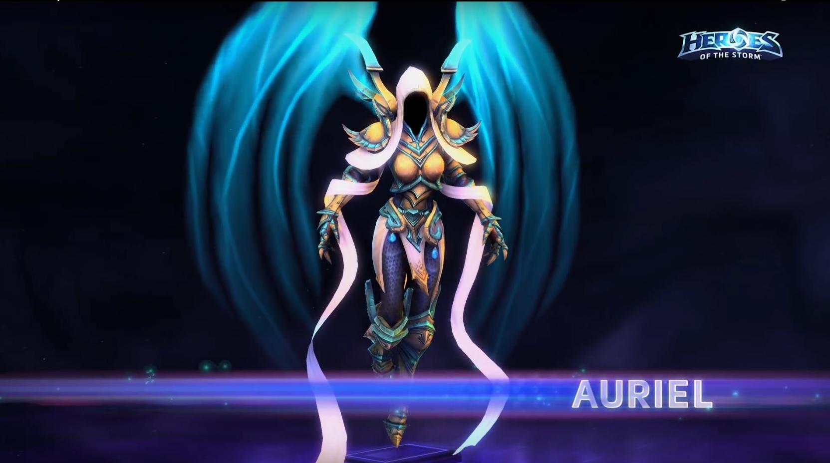 Heroes of the Storm: Erzengel Auriel – das sind ihre Fähigkeiten!
