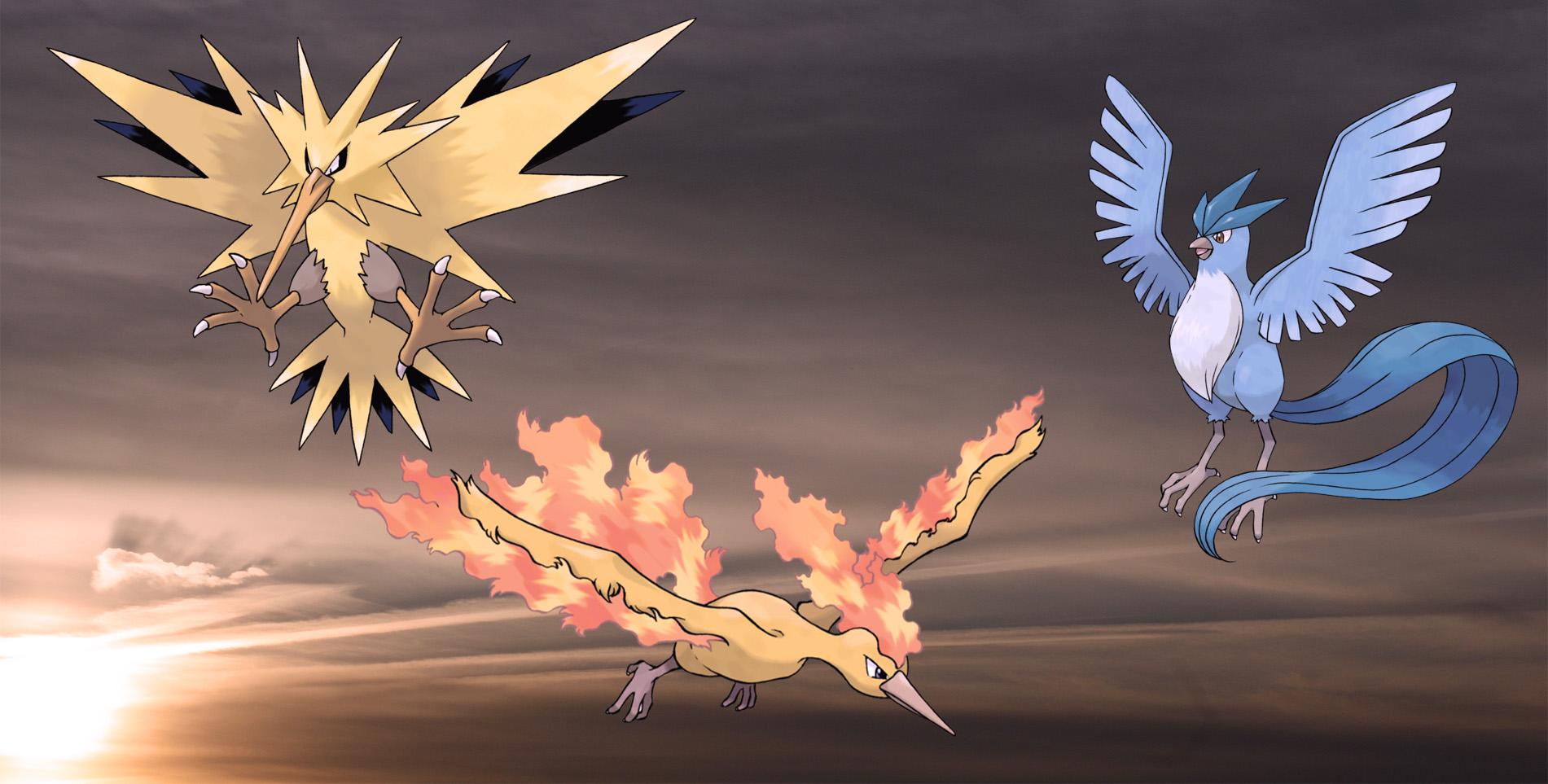 Pokémon GO: Weiteres legendäres Pokémon nun im Spiel!