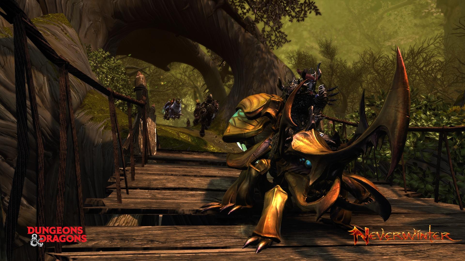 Neverwinter: Auf PS4 und Xbox One gibt's bald alle DLCs, die es auch auf dem PC gibt