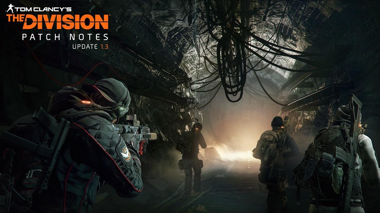 The Division: Update 1.3 kommt auf PS4 – Was ändert sich?