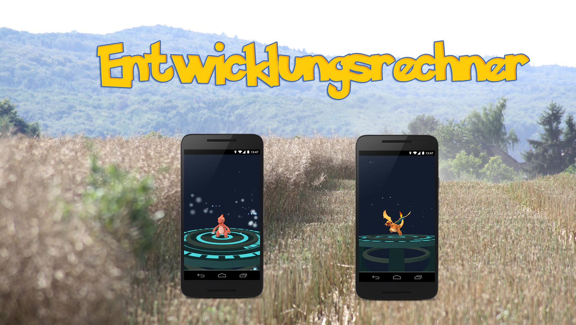 Pokémon GO Entwicklungsrechner: So könnt Ihr die WP Eurer Entwicklungen berechnen