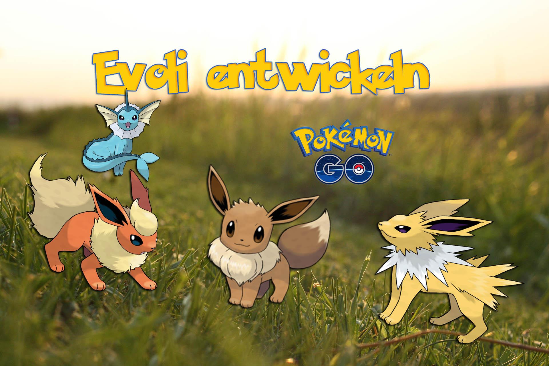 Pokémon GO: Evoli entwickeln – mit diesem Trick geht es