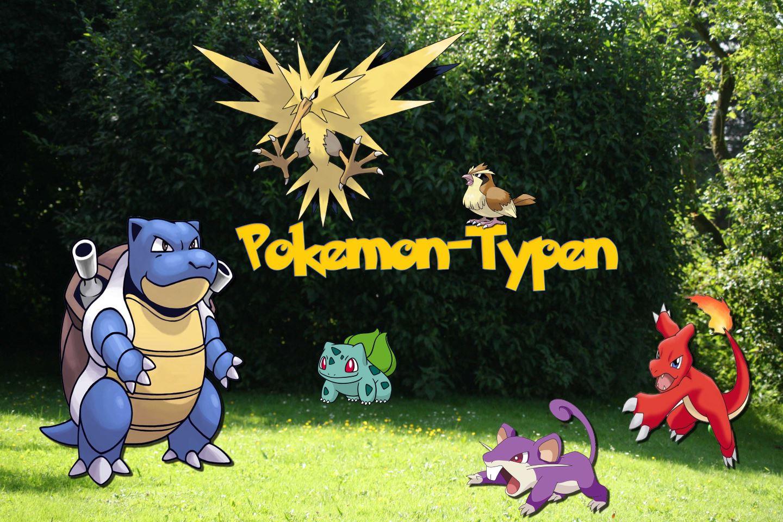 Pokémon GO: Pokémon finden – Das sind die Fundorte der verschiedenen Typen