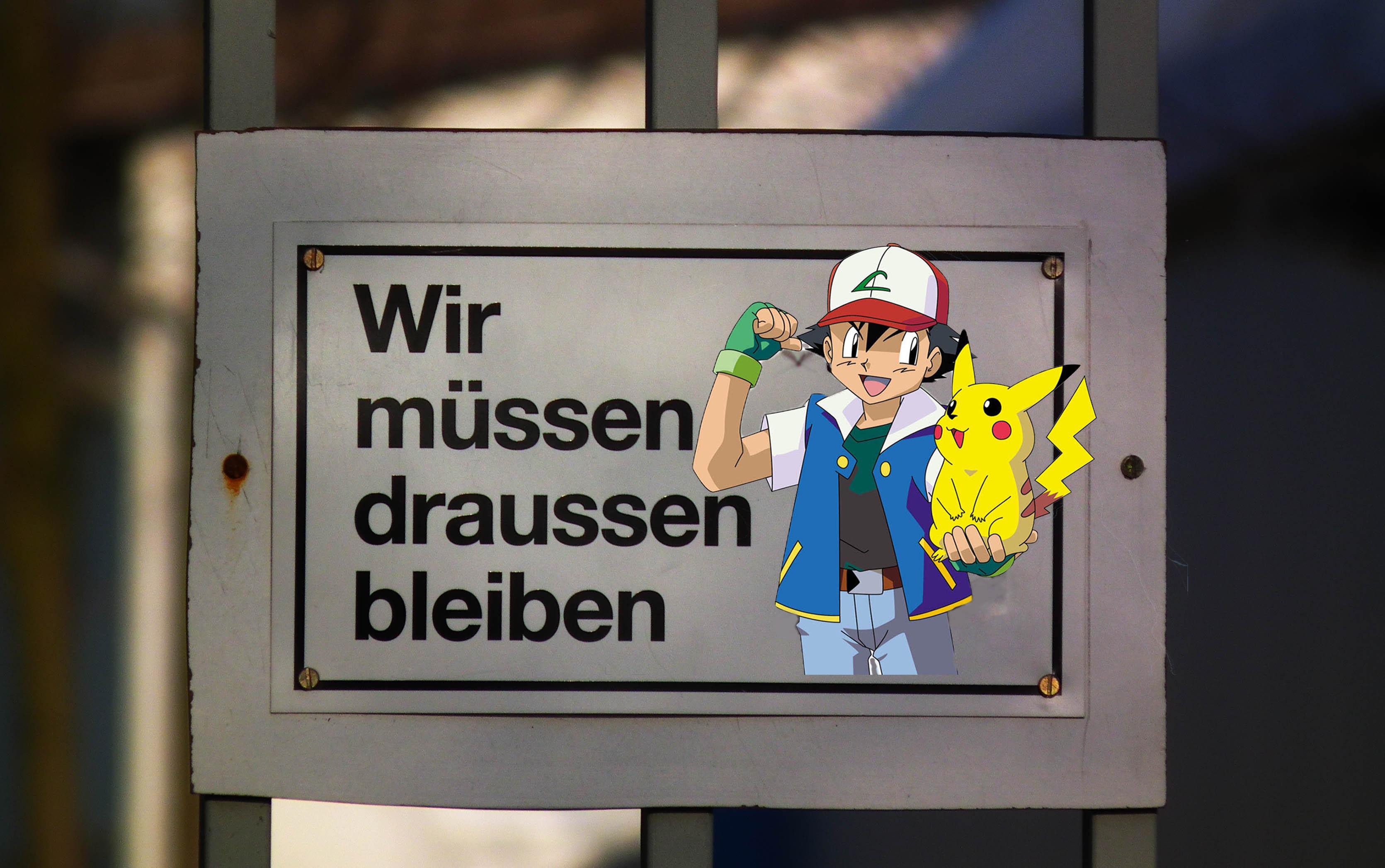 Pokemon Go: Polizei-Station in Australien setzt Pokemon-Trainer Grenzen