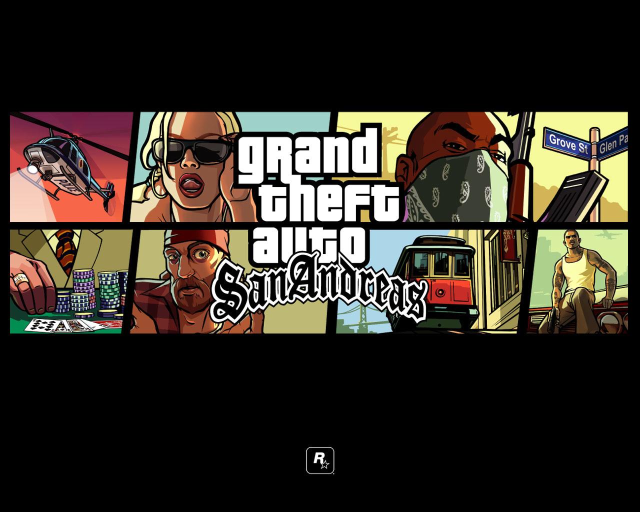 "GTA 5 Online: ""San Andreas""-Trailer im ""GTA 5""-Style nachgestellt"