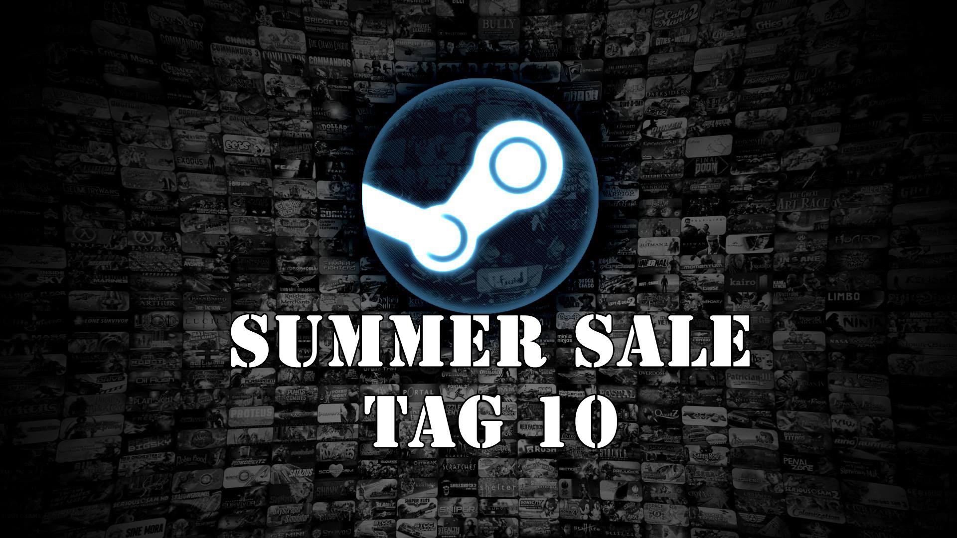 Steam Summer Sale: Unsere 5 Favoriten der Daily-Highlights vom 02.07