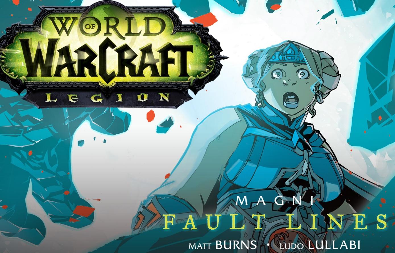 WoW: Legion – Digitaler, animierter Comic zur Zwergen-Lore