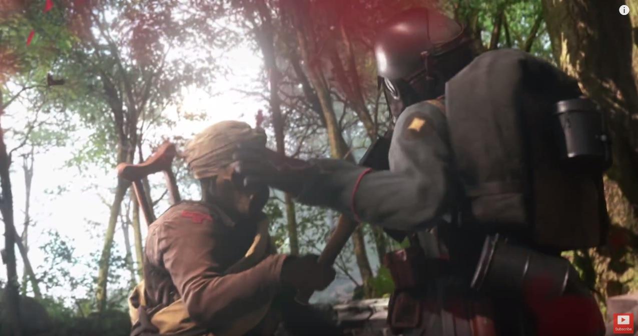 Battlefield 1: Das rockt! Seven Nation Army mit Ingame-Sounds nachgespielt