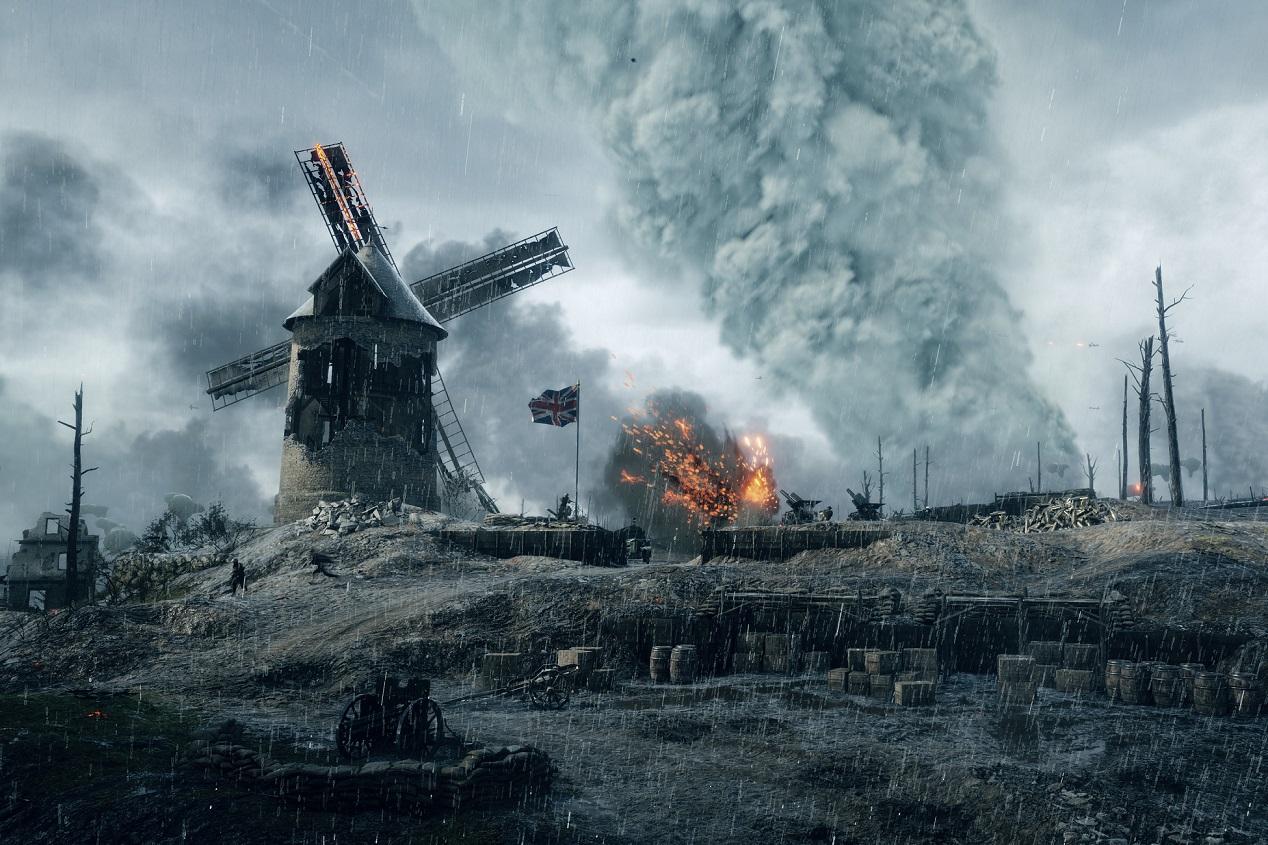 Battlefield 1: Hardcore-Modus und Fog of War bald im Spiel