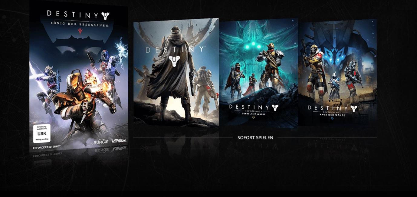 Destiny: Kommt eine Sammel-Edition zur Gamescom?
