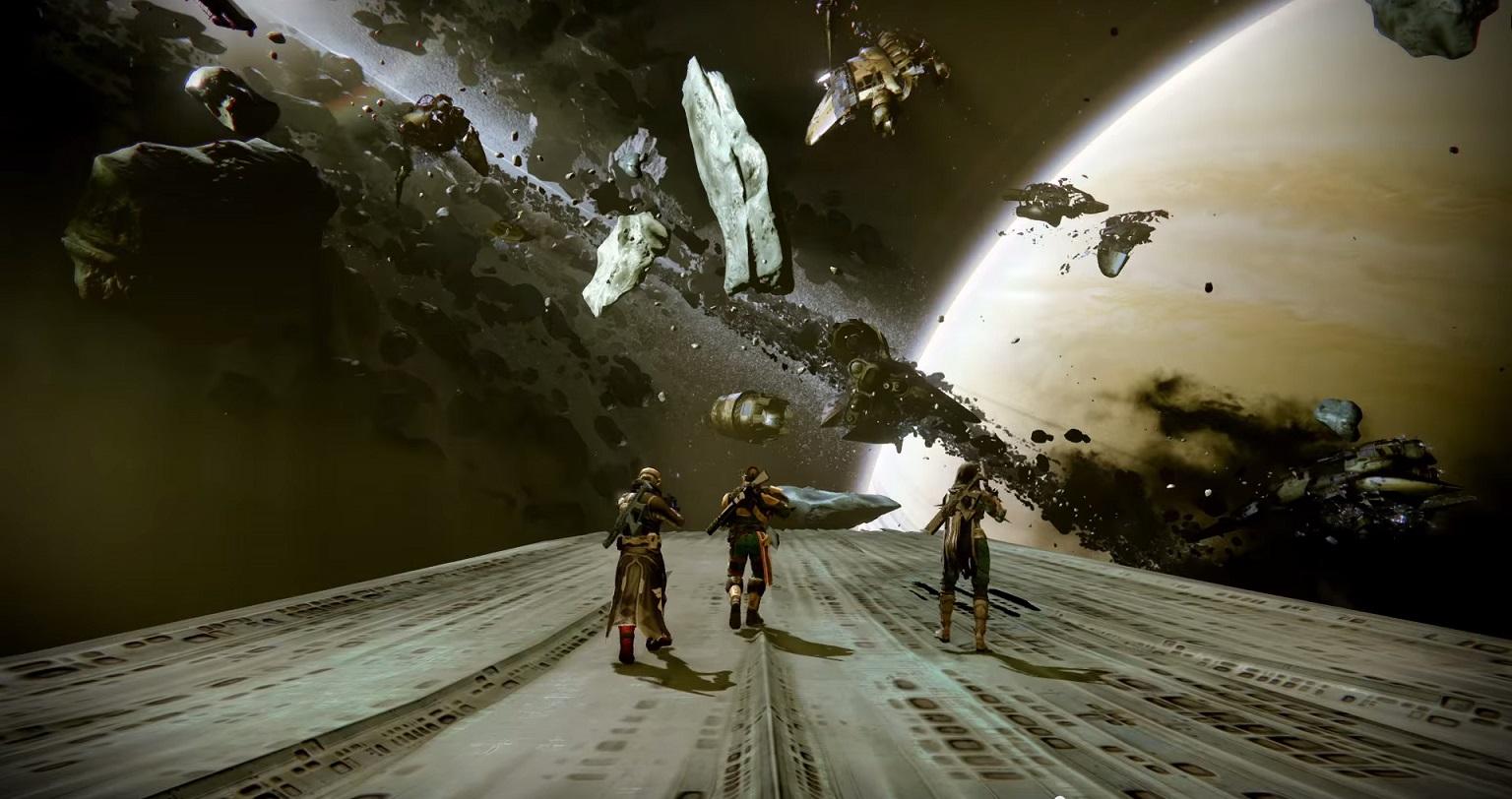 Destiny 2: Bungie äußert sich zum mysteriösen Grabschiff-Bug