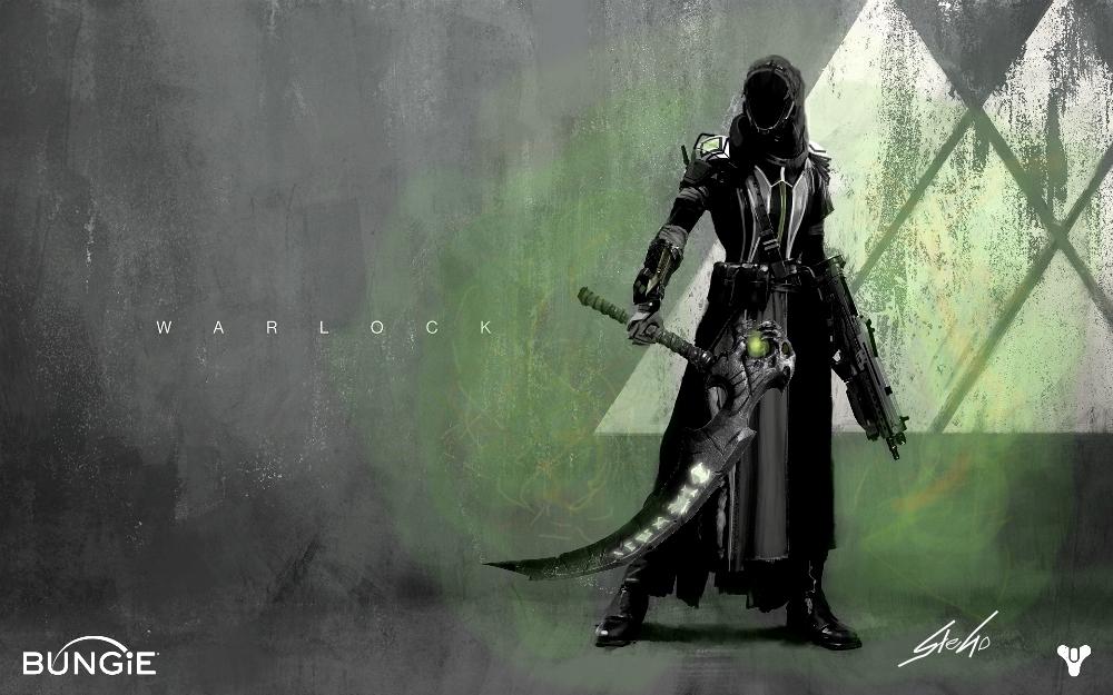 Destiny: Cooler 4. Fokus für den Warlock – Neues Element und Subklasse von Fan kreiert