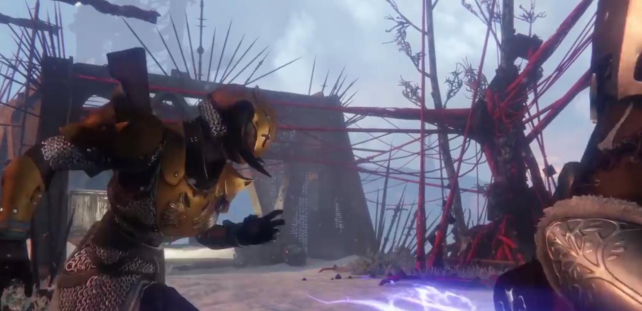Destiny: Neue Eisen-Rüstung für Titan und Jäger entdeckt