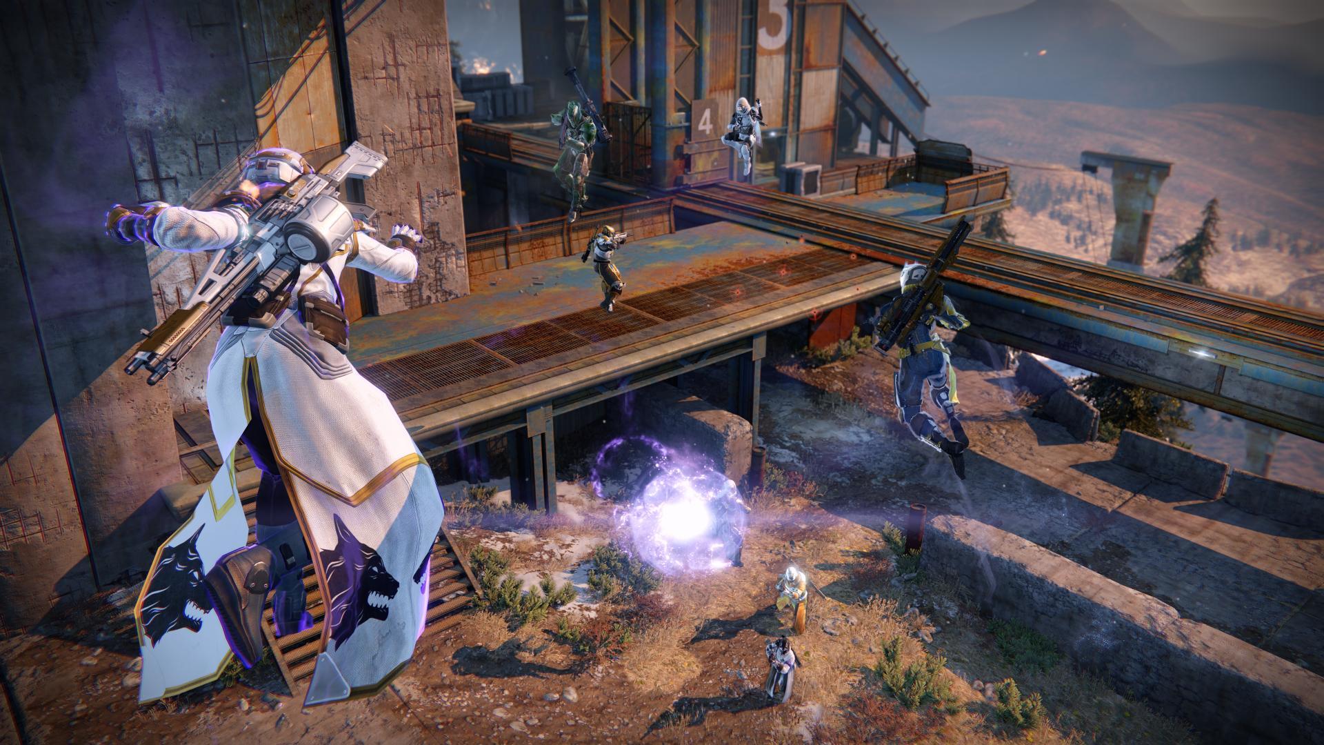 Destiny: Bungie möchte mit Euch spielen und spendiert ein exklusives Emblem als Prämie