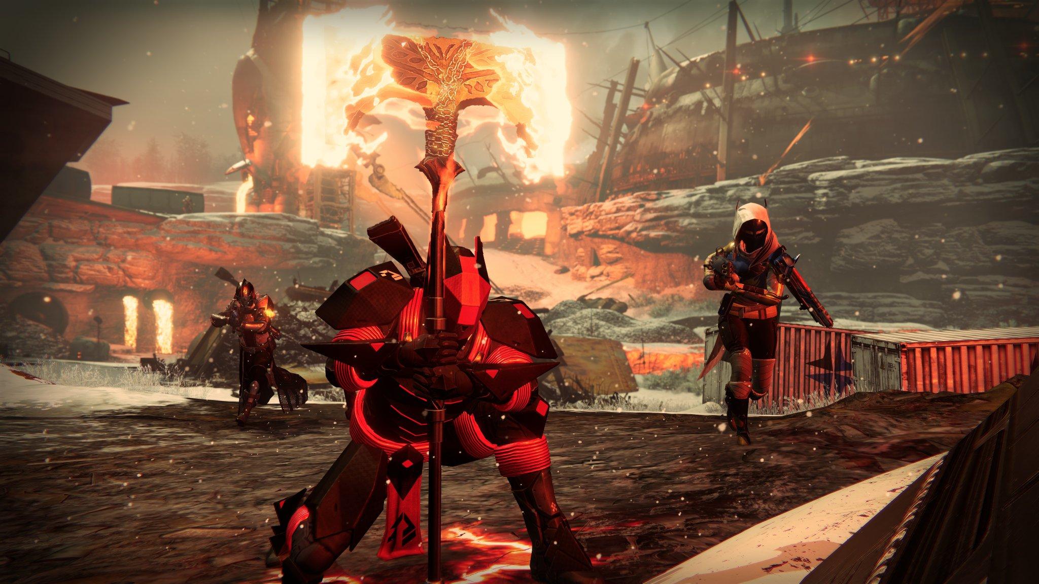 """Destiny: So sehen die SIVA-, """"Iron Lords""""- und neuen Trials-Rüstungen aus"""
