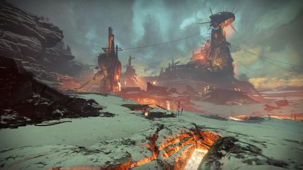 Destiny: Die Verseuchten Lande – Neue öffentliche Events und Patrouillen warten in der neuen Zone