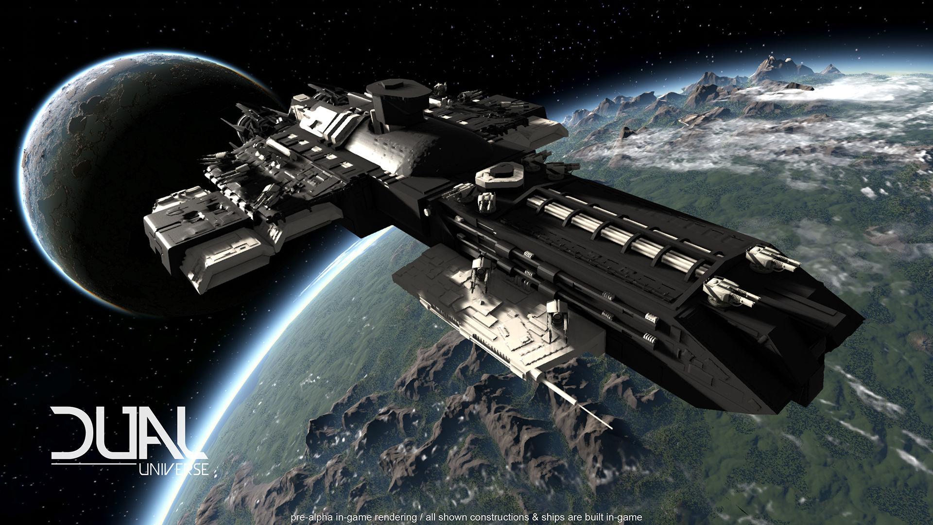 Dual Universe: Gameplay – Neues Video zeigt den Weg eines Charakters durch das riesige Universum