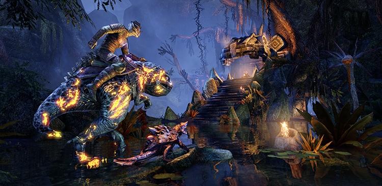 The Elder Scrolls Online: Barrieren werden abgeschafft – Zenimax spricht über One Tamriel