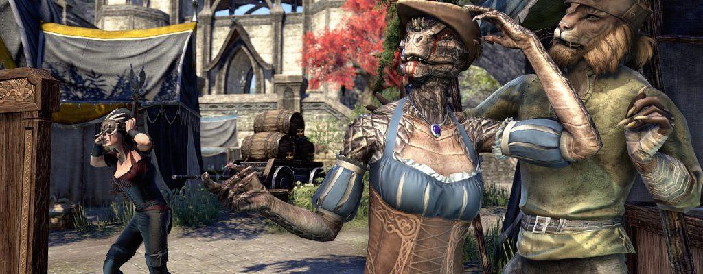 Update 17 von The Elder Scrolls Online peppt die Level-Ups auf
