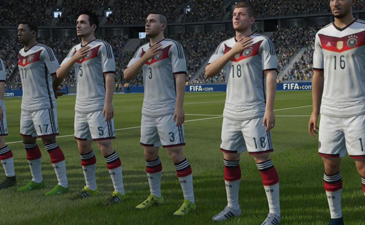 """FIFA 16: Die besten Spieler der EM – """"Europäisches Team des Turniers"""""""