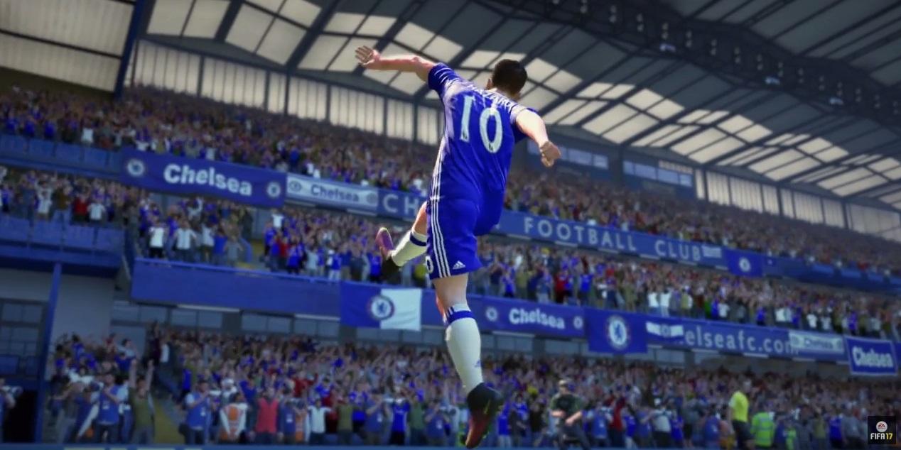 FIFA 17: Verbesserter Körpereinsatz im Gameplay-Video – So erobert Ihr den Ball