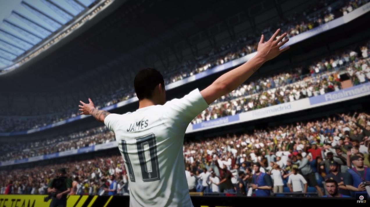 FIFA 17 TOTW 33 – Das Team der Woche 33 im Ultimate Team