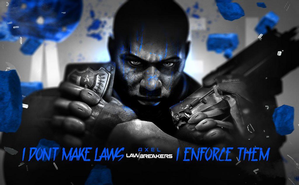 LawBreakers: Enforcer-Klasse des MMO-Shooters im Video