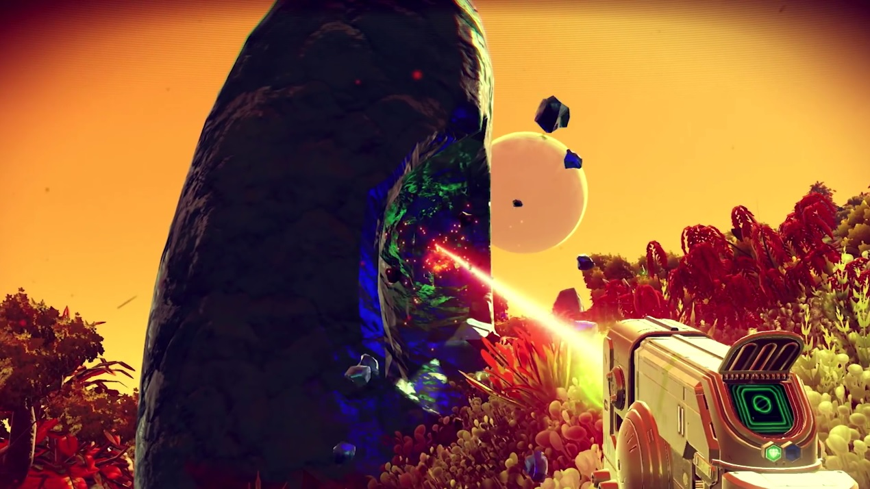 No Man's Sky: Alles auf dem Startplaneten – Spieler maximiert Schiff und Ausrüstung, ohne den Planeten zu verlassen