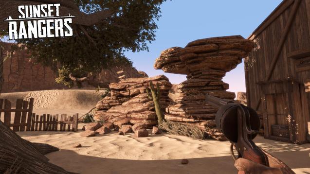 Sunset Rangers: Western, Sandbox, Graboiden und Survival in einem MMORPG?