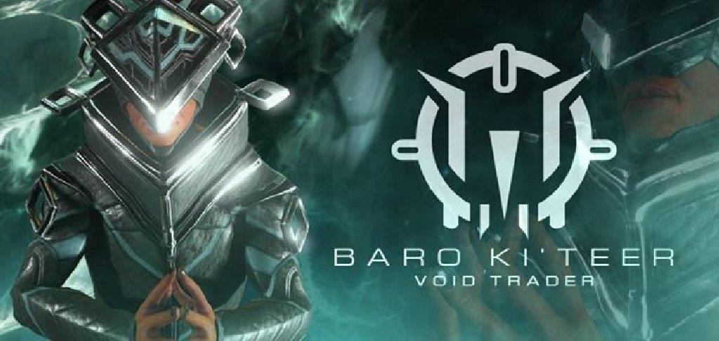 Waframe: Baro Ki'Teer ab dem 1.7. – Händler-Angebot auf PS4, Xbox One und PC