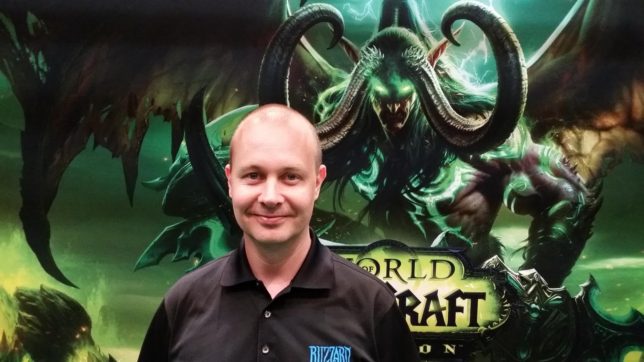WoW: Legion – Neuer Game Director! Tom Chilton wechselt das Projekt
