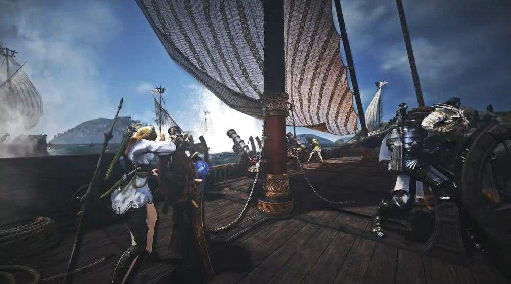 Black Desert Online: Awakening-Waffen  und neues Ozean-Update auf der Gamescom angekündigt