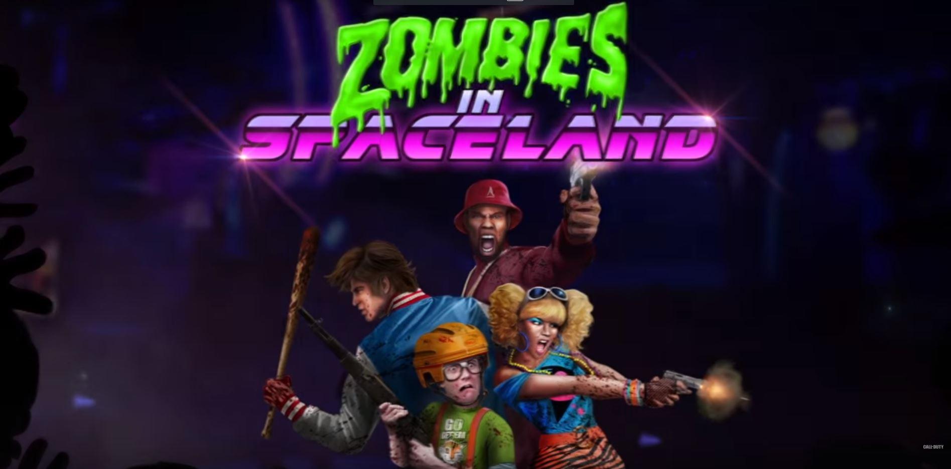 CoD Infinite Warfare: Zombies abschlachten im Koop-Modus – Da macht sogar David Hasselhoff mit!