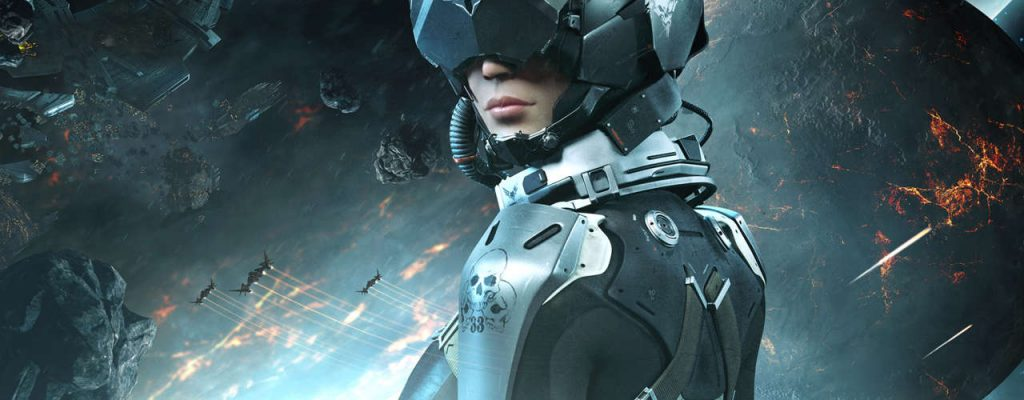 """Eve Valkyrie: """"Und plötzlich hatte ich Möpse!"""" – Mein erstes Mal VR auf der Gamescom"""