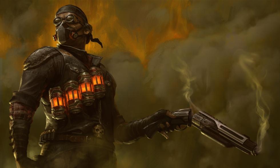 Evolve: Neuer Assault-Charakter – Abe in frischem Gewand!