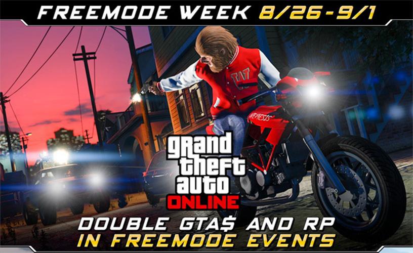 GTA 5 Online: Schnell Geld verdienen in der Freemode-Woche!