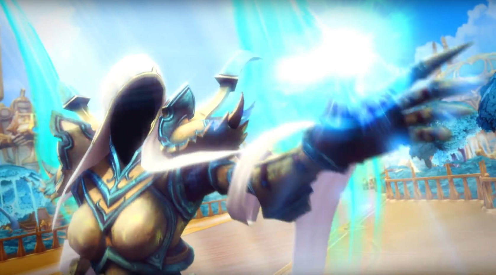 Heroes of the Storm: Trailer zu Auriel – Wiederbelebungen im Kampf