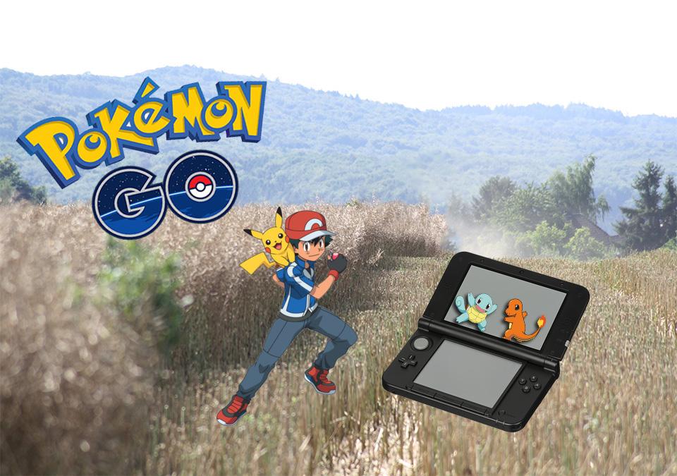 Dank Pokémon GO steigen die Verkaufszahlen des Nintendo 3DS
