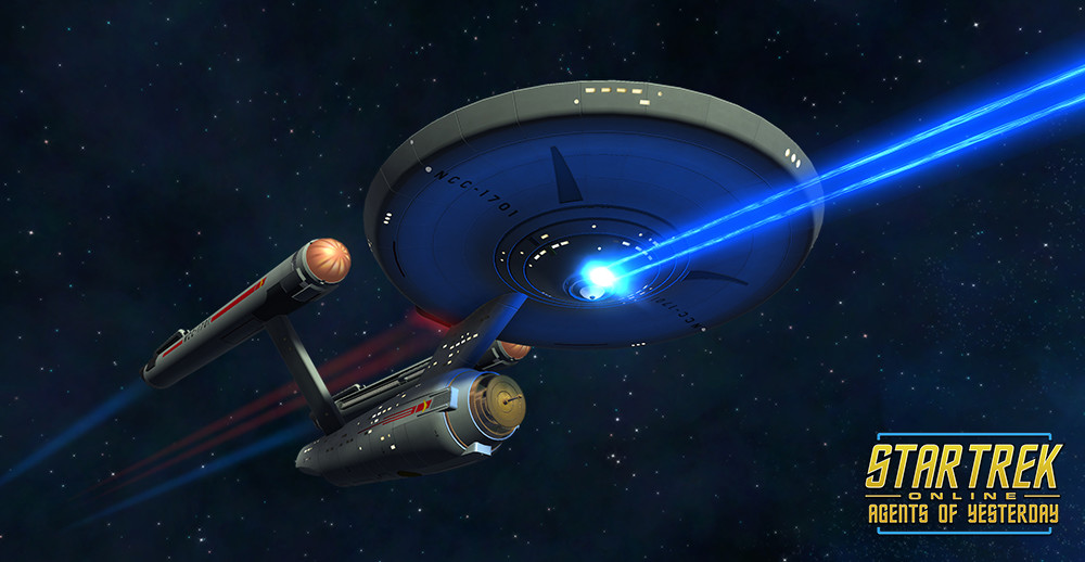 Star Trek Online: Retro-Addon Agents of Yesterday auf PS4 und Xbox One erschienen