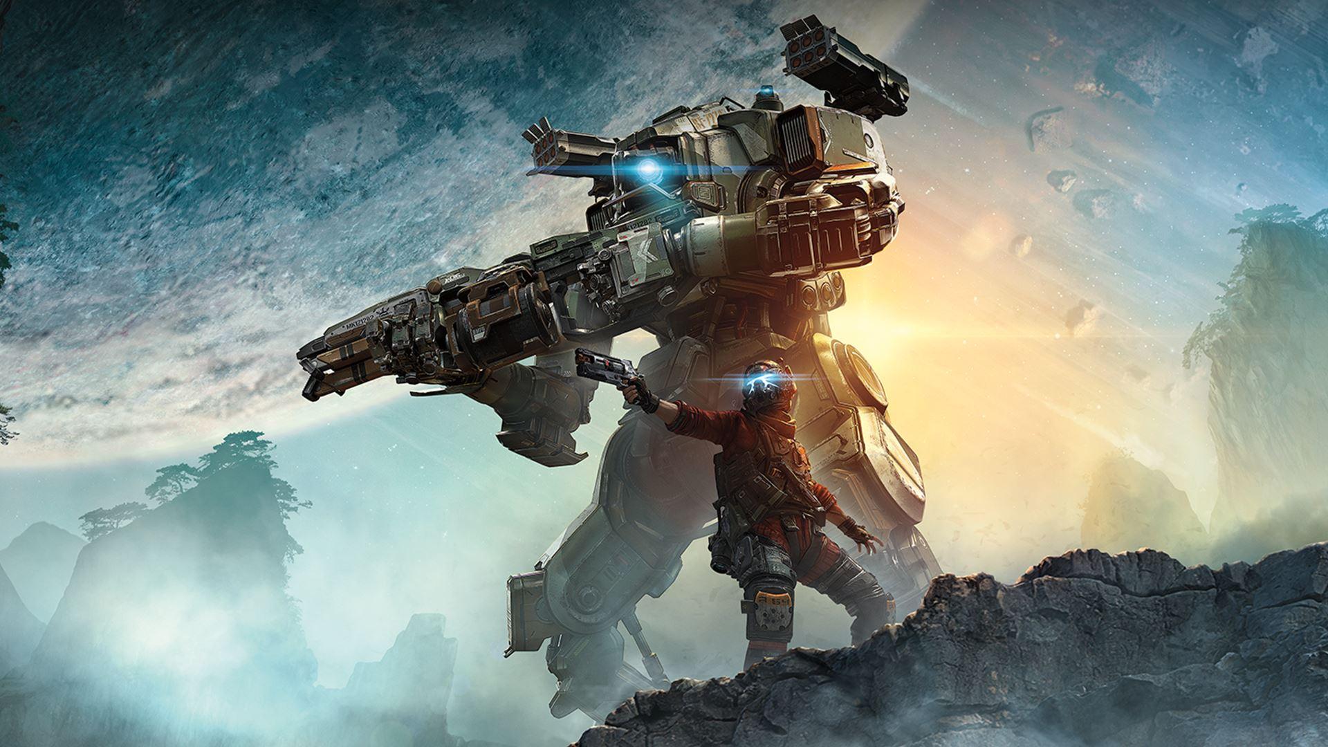Titanfall 2: Infos zu 3 unveröffentlichten Titans und Frontier Defense gefunden