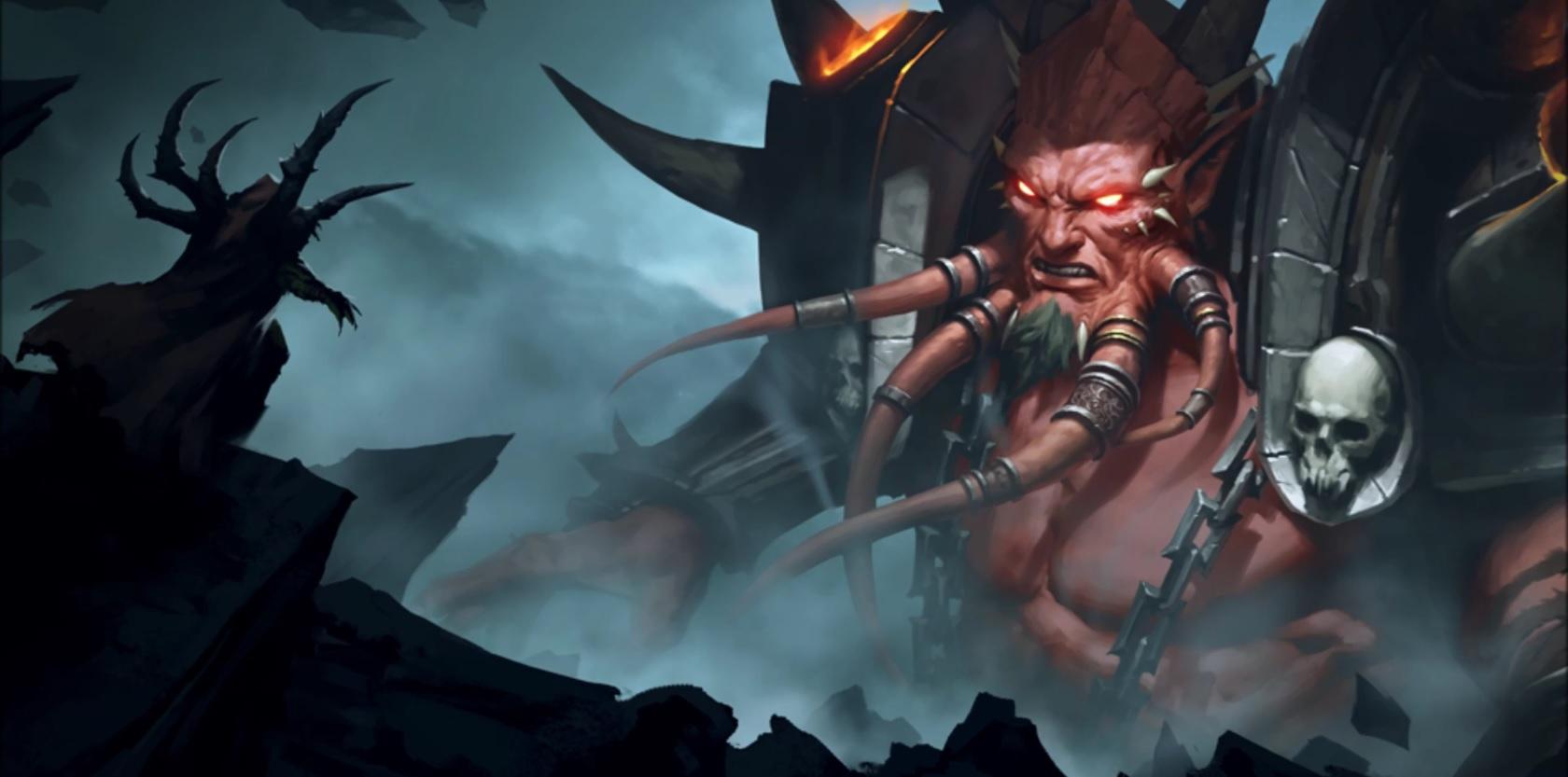 WoW: Legion – Hörspiel Teil 3 und 4 – Showdown zwischen Gul'dan und Khadgar