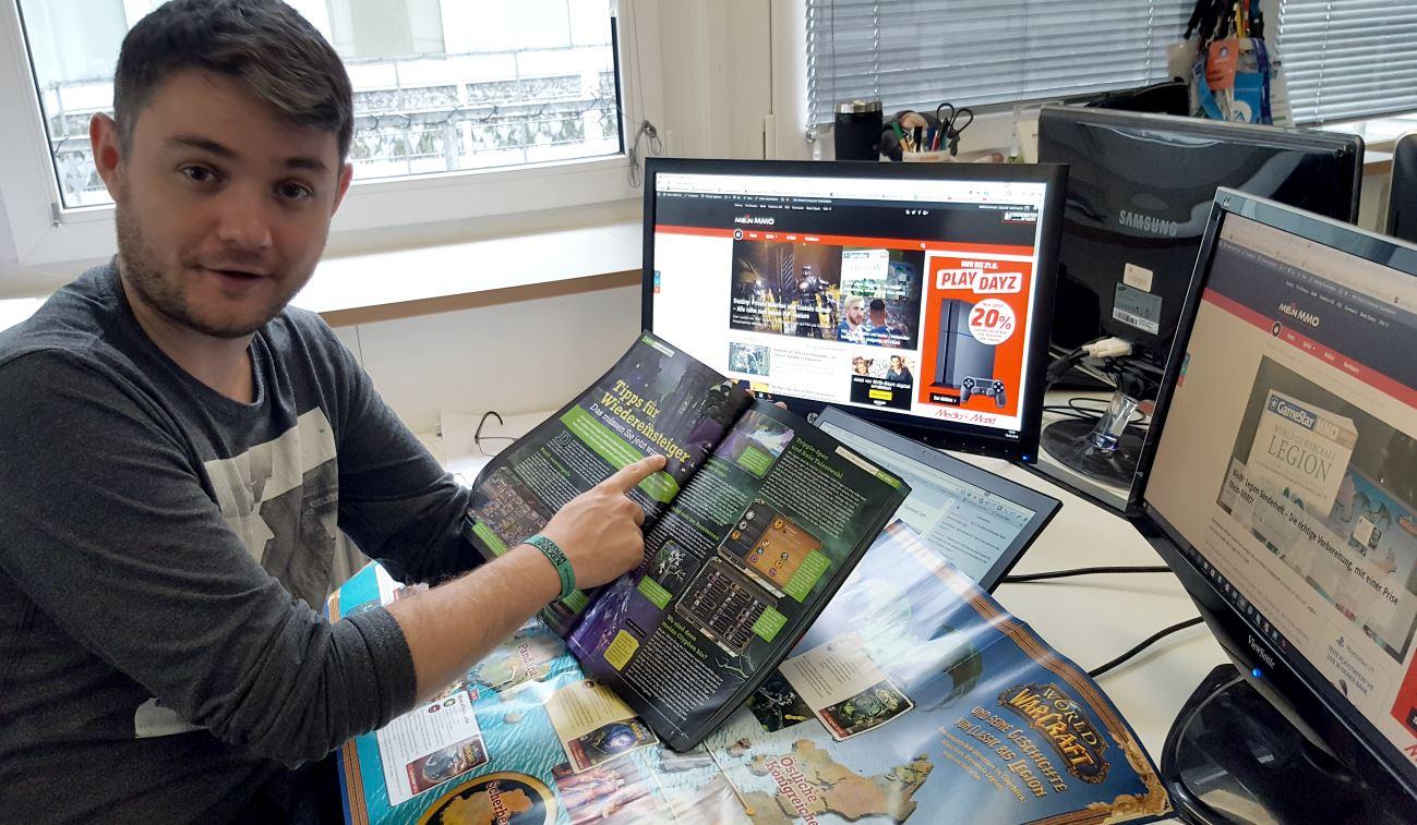 WoW: Legion Sonderheft – Die richtige Vorbereitung, mit einer Prise Mein-MMO!