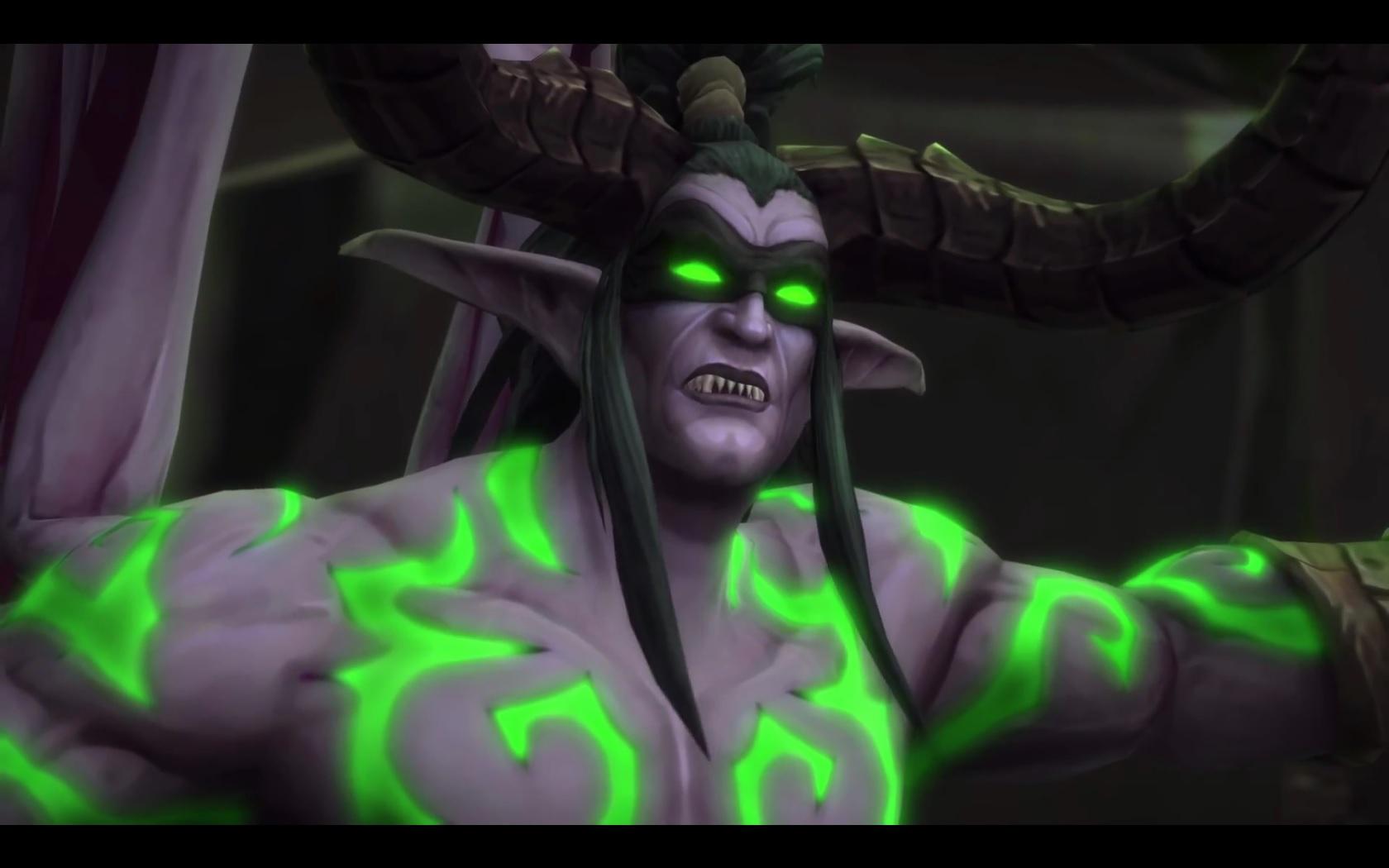 WoW: Legion – Dämonenjäger und -invasionen live! Hier ist das Cinematic