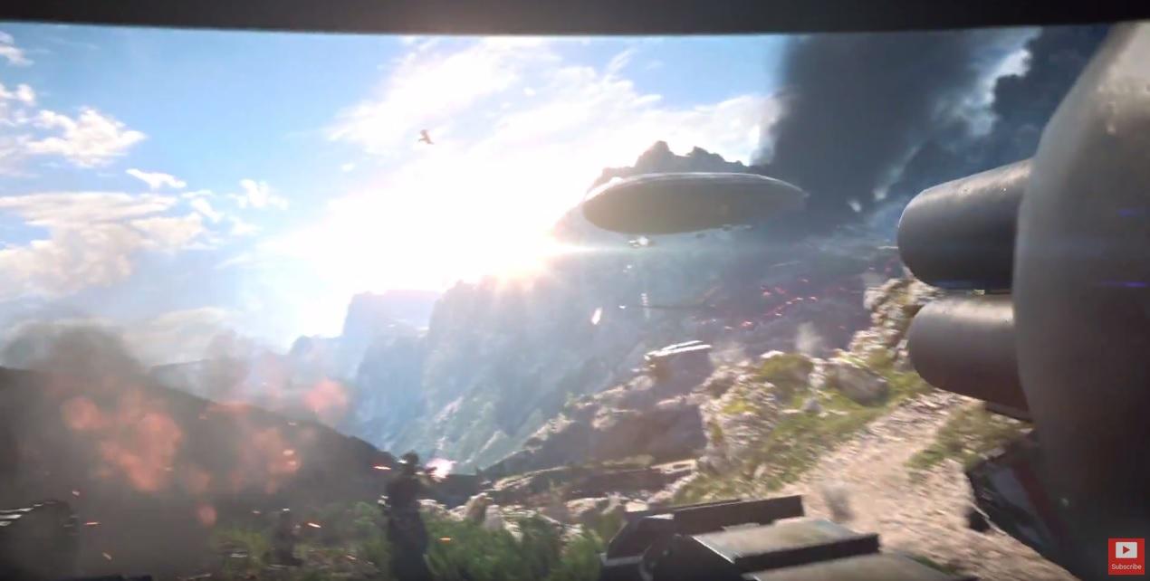 Battlefield 1: Massive Flugzeuge und brutale Panzer im Video – Infos zu den Fahrzeugen