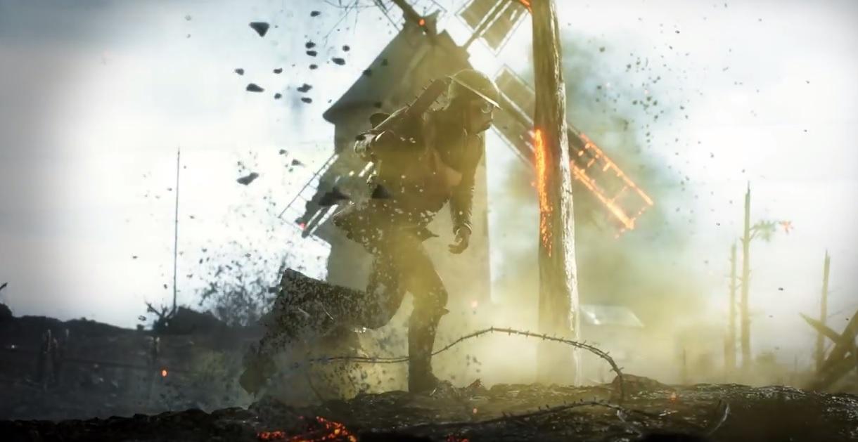Battlefield 1: Frisches Video zeigt Waffen und Gameplay – Damit heizt Ihr Euren Feinden ein