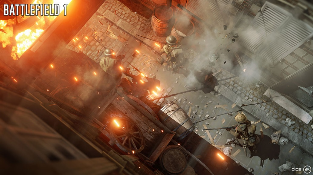 Battlefield 1: Premium-Pass beinhaltet vier DLCs mit neuen Maps, Spielmodi und Armeen!