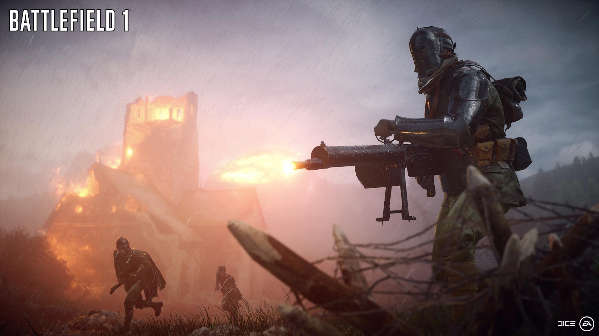 Battlefield 1: Beta-Codes für Insider werden versendet – Prüft Eure E-Mails!