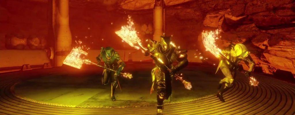 Destiny: SIVA-Opfer farmen für die Archon-Schmiede